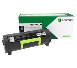 Lexmark 51B1H00 toner cartridge Original Black 1 pc(s)