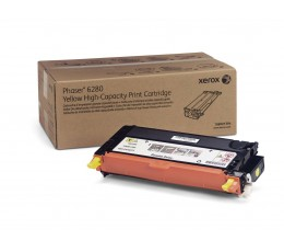 Xerox High Capacity Yellow Toner Cartridge (5,900 Pages)