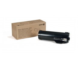 Xerox Workcentre 3655 Standard Capacity Black Toner Cartridge (6100 Pages)