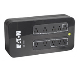 Eaton 3S Standby (Offline) 750 VA 450 W 10 AC outlet(s)