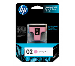 HP 02 Light Magenta Original 1 pc(s)
