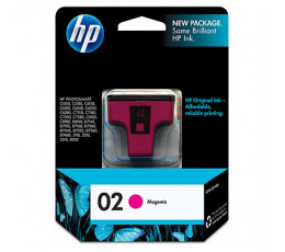 HP 02 Magenta Original 1 pc(s)