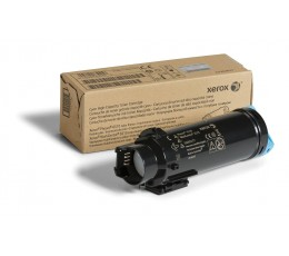 Xerox PHASER 6510 / WORKCENTRE 6515 Cyan High Capacity Toner Cartridge (2,400 Pages)