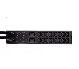 APC AP4432 power distribution unit (PDU) 2U Black 18 AC outlet(s)