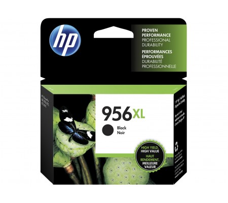 HP 956XL Black High Yield Original Ink Cartridge