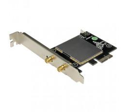 StarTech.com AC600 Wireless-AC Network Adapter - 802.11ac, PCI Express