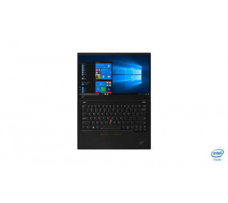 "Lenovo ThinkPad X1 Carbon 7th Gen 20QD000BUS 14"" Ultrabook - 1920 x 1080 - Core i5 i5-8265U - 8 GB RAM - 256 GB SSD Win 10 Pro"