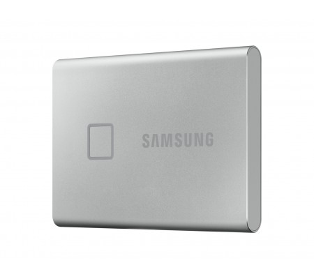 Samsung T7 Touch 2000 GB Silver