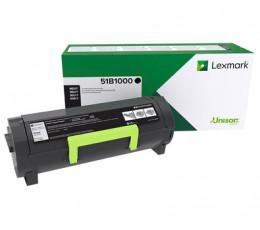 Lexmark 51B1000 toner cartridge Original Black 1 pc(s)