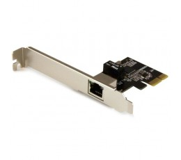 StarTech.com 1-Port Gigabit Ethernet Network Card - PCI Express, Intel I210 NIC