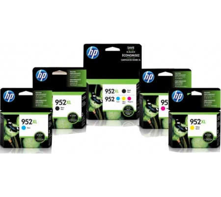 HP 952XL Magenta Original Ink Cartridge