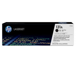 HP 131A Laser cartridge 1600pages Black
