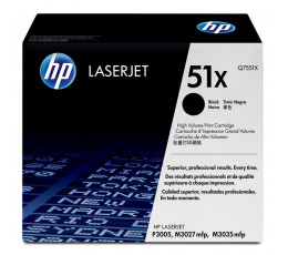 HP 51X Original Black 1 pc(s)