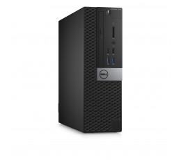 DELL OptiPlex 3040 6th gen Intel® Core™ i5 i5-6500 4 GB DDR3L-SDRAM 500 GB HDD SFF Black PC Windows 7 Professional