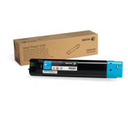 Xerox Cyan High Capacity Toner Cartridge (12,000 pages) Phaser 6700