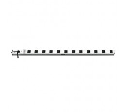 Tripp Lite 12-Outlet Vertical Power Strip, 120V, 15A, 15-ft. Cord, 5-15P, 36 in.