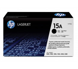 HP 15A Laser cartridge 2500 pages Black